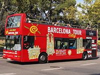 Автобус «Barcelona City Tour»